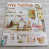 my home ฉบับที่ 8 มกราคม 2554 Fly to Korea