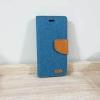 เคสไอโฟน 6/6S ฝาพับ เขียวน้ำทะเล