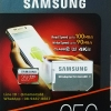 Samsung MicroSD EVO Plus 256GB U3 ประกันศูนย์ Samsung 10ปี