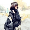 [พร้อมส่ง] กระเป๋า MAOMAOBAG รหัส MB0010  กระเป๋าแฟชั่นเกาหลี (สีดำ)