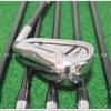 ADAMS IDEA SUPER S 5-PW IRON SET - KURO KAGE 80 FLEX R