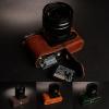 เคสกล้อง Fujifilm X-E3 หนังแท้