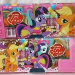 กล่องดินสอ 2 ชั้น ลายการ์ตูน Pony