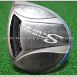 ADAMS SPEEDLINE FAST 12 DRAW 15* 3 FAIRWAY WOOD GRAFALLOY FLEX R