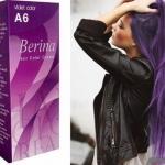 Berina เบอริน่า A6 สีม่วง