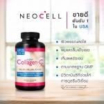 (ของแท้มี อย. เปลี่ยนฉลากใหม่) NeoCell Super Collagen+C 6000 mg 250 เม็ด คอลลาเจน ชนิดจำเพาะกับผิวพรรณ พร้อมทั้งมีวิตามินซี เพิ่มการดูดซึมและสร้างคอลลาเจน