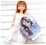 💨 กระเป๋าตุ๊กตา (ความสูงตุ๊กตา20~30cm) กระเป๋าลิกะะ/กระเป๋าเจนนี่/กระเป๋าบาร์บี้/กระเป๋าบลายธ์