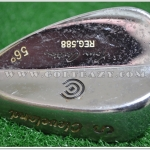 CLEVELAND 588 TOUR ACTION 56* SAND WEDGE STEEL 56-14