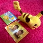 พร้อมส่งค่ะ Tomy Takara Pikachu clip on doll