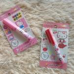 Sanrio Hello Kitty student scissors กรรไกรพกแบบปากกา ใช้ง่ายมาก
