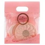 เบอร์ 02 # Bisous Bisous Love Blossom to Refill (collagen+vitamin c brightening foundation powder พร้อม รีฟิล และ ฟองน้ำอเนกประสงค์
