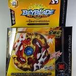 เบย์เบลดภาคใหม่BeyBlade Burst B-100 SPRIGGAN REQUIEM O.Zt w [SB]