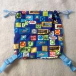 พร้อมส่งค่ะ กระเป๋าเป้ผ้าเล็ก Thomas and friends