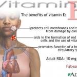 วิตามิน อี Vitamin E