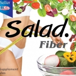 salad fiber สลัดไฟเบอร์ ลดน้ำหนัก