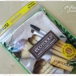 Ecotools Bamboo 5 Piece Brush Set + 2 Extra Brushes