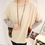 Top003- เสื้อแฟชั่นเกาหลีนำเข้า แขนยาว chic chic ((พร้อมส่ง))