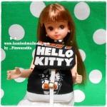 LMMiniB5 : กระเป๋าลิกกะ/เจนนี่/บลายธ์/บาร์บี้ และ body ใกล้เคียง (ผ้า Kitty นำเข้า)