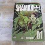 SHAMAN KING เล่ม 1 ( BIG BOOK )
