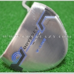 "NEW ODYSSEY WORKS V LINE 34"" PUTTER SUPERSTROKE"