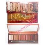 ส่งฟรี URBAN DECAY Naked Heat Palette ของแท้ เคาเตอร์นอก อายแชโดว์ตกแต่งดวงตา เนื้อแมทและชิมเมอร์