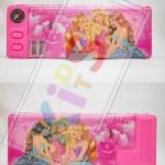 กล่องดินสอ 2 ชั้น ลายการ์ตูน Barbie 7