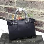 CHARLES & KEITH BASIC TOP HANDLE BAG กระเป๋าถือสะพาย