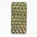 เคสไอโฟน 5/5s เคส3Dเงิน