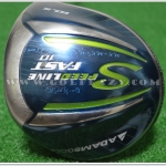 ADAMS SPEEDLINE FAST 10 10.5° DRIVER FUJIKURA 70G SHAFT FLEX R