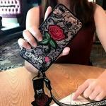 เคส ดอกกุหลาบ iphone 6/6s