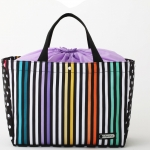 พร้อมส่งค่ะ Lesportsac drawstring shopping bag สามารถขยายข้างได้