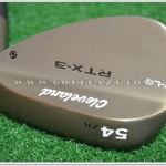 CLEVELAND ROTEX 3 RTX SC WEDGE 54* SW 1 DOT