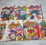 นินจาฮาโตริ ชุด เล่ม 1,2,3,6,11,12,13 ( ขาดเล่ม 4,5,7,8,9,10 ) ฟูจิโกะ ฟูจิโอะ เขียน
