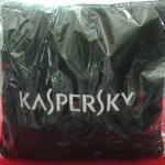 สินค้าหมดค่ะ หมอนสีดำของ KASPERSKY ค่ะ