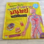 Human Body ระบบร่างกาย ระดับประถม โดย ผศ.ดร.อรกัญญ์ ภูมิโคกรักษ์ (จองแล้วค่ะ)