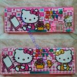กล่องดินสอ 2 ชั้น ลายการ์ตูน Hello Kitty 10