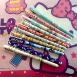 พร้อมส่งค่ะ ปากกาเจลลายMoomin หมึกหลากสี