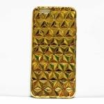 เคสไอโฟน 5/5s เคส3Dทอง