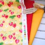 ผ้าcotton สั่งจาก USA 27x45 cm +ผ้าพื้น cotton+ผ้าคอตตอนลายจุดขนาด 27x50cm หาในไทย สั่งหลายจำนวนผ้าต่อกันค่ะไม่ตัดแยกค่ะ