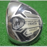 NEW HONMA TOUR WORLD TW737C 18* 5 WOOD VIZARD TYPE A RED 50S FLEX S
