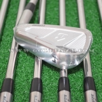 NEW BRIDGESTONE J15 DF FORGED IRON SET 4-PW DG PRO FLEX S