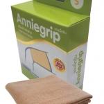 Anniegrip สำหรับสวมต้นขา THIGH size XL- ผ้าซัพพอร์ทรูปแบบใหม่ เนื้อผ้ายืดได้ 4 ทิศทาง ชุบซิงค์ออกไซร์นาโน ป้องกันแสงยูวี และกลิ่นอับชื้น เสริมสร้างสัดส่วน บรรเทาอาการปวด สำเนา สำเนา สำเนา