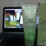 Dr.MJ Real Muse Restore Foam Cleanser 180ml