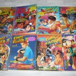 STREET FIGHTER II ชุด เล่ม 1-11 ( ขาดเล่ม 3,9,10 )