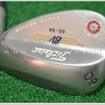 TITLEIST VOKEY SPIN MILLED WEDGE 60.04 DYNAMIC GOLD FLEX WEDGE