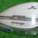 NEW MIZUNO MP T4 WHITE WEDGE 54.09 SW SPINNER WEDGES