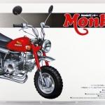 1/12 BIKE No.24 Honda Monkey Custom Takegawa ModelVer.2