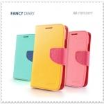เคสหนังฝาพับ LG Optimus Vu [P895] รุ่น Mercury Fancy Diary