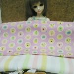 SEP58.Pack4 : ผ้าจัดเซตผ้าอเมริกา+ผ้าไทยลายทางผ้าแต่ละชิ้นขนาด25-27x45-50 cm