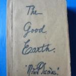 ทรัพย์ในดิน THE GOOD EARTH เพิร์ล เอส. บั๊ค พิมพ์ครั้งแรก 2493 ทำปกใหม่